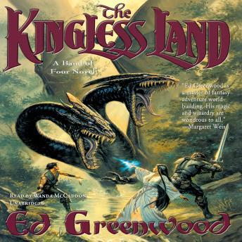 [Download Free] Kingless Land: The Band of Four Series, Book 1 Audio Book Online