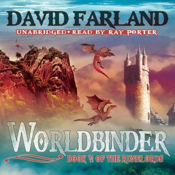 Free Worldbinder Audiobook by David Farland