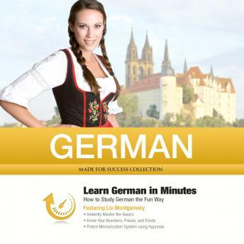 German in Minutes: How to Study German the Fun Way
