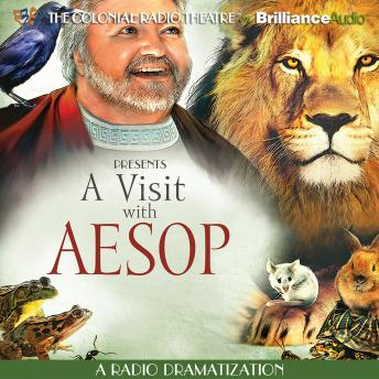 Visit with Aesop by  J. T. Turner