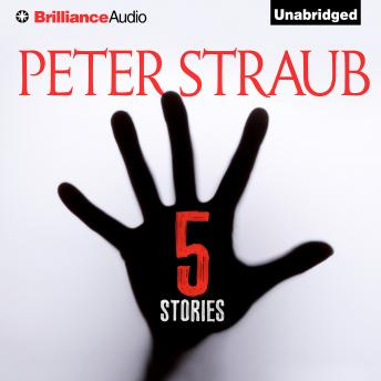 Download 5 Stories by Peter Straub