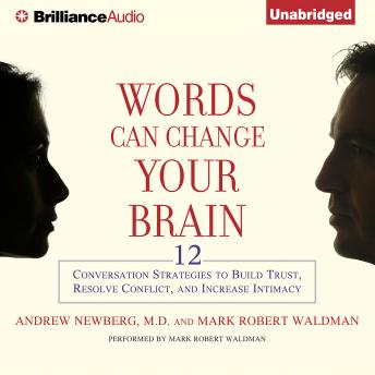 Download Words Can Change Your Brain by Andrew Newberg