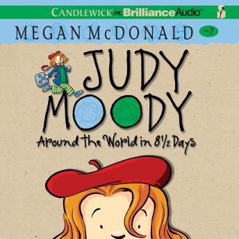 Download Judy Moody: Around the World in 8 1/2 Days by Megan McDonald