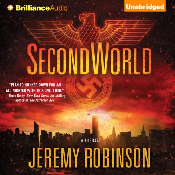 Free Secondworld Audiobook read by Phil Gigante
