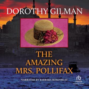 Amazing Mrs. Pollifax