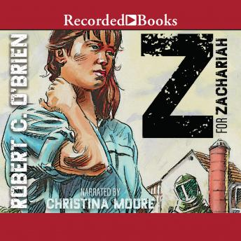 an analysis of the internal and external conflicts in z for zachariah a novel by robert obrien
