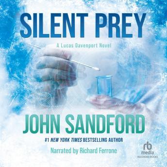 Silent Prey (Lucas Davenport, No 4) by John Sandford