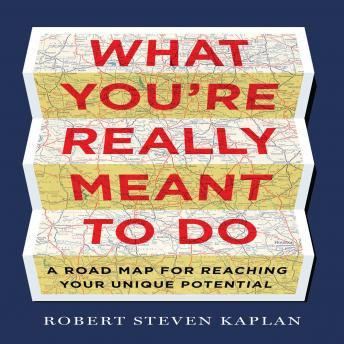 Download What You're Really Meant To Do: A Road Map for Reaching Your Unique Potential by Robert Steven Kaplan
