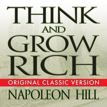 Download Think and Grow Rich by Napoleon Hill, Mitch Horowitz