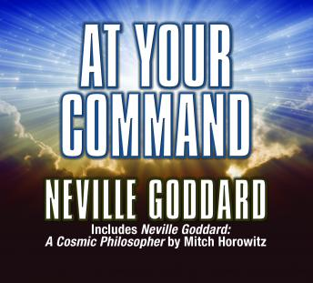 at your command neville goddard pdf