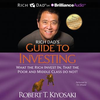 Download Rich Dad's Guide to Investing by Robert T. Kiyosaki