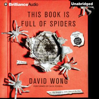 Download This Book is Full of Spiders by David Wong