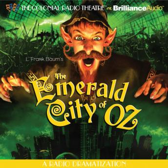 Download Emerald City of Oz by L Frank Baum , Jerry Robbins