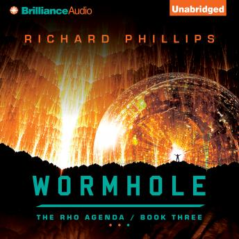 Wormhole by  Richard Phillips