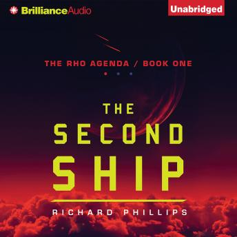 Second Ship by  Richard Phillips