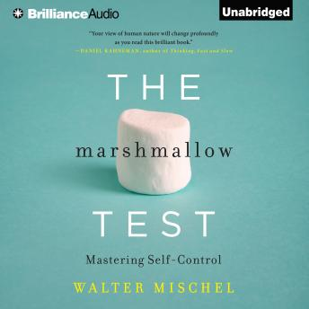 Download Marshmallow Test by Walter Mischel