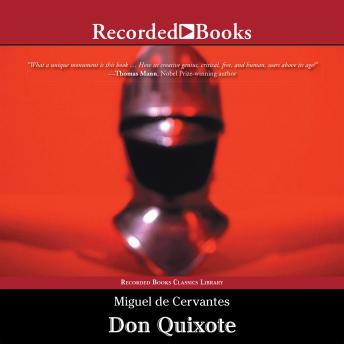 Download Free Don Quixote: Translated by Edith Grossman Audiobook Mp3 Download Free