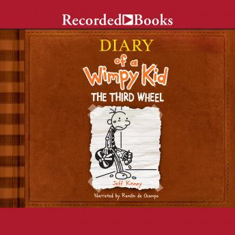 Diary Of A Wimpy Kid Third Wheel Audiobook
