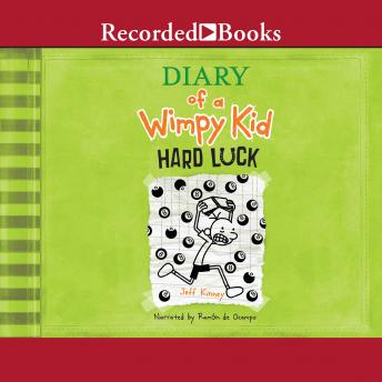 Diary of a Wimpy Kid:  Hard Luck, Jeff Kinney