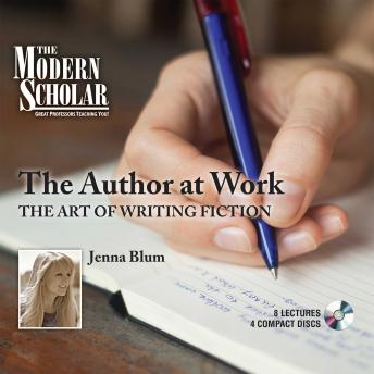 Author at Work: The Art of Writing Fiction
