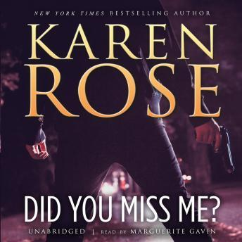 Free Did You Miss Me? Audiobook read by Marguerite Gavin