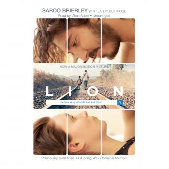 Download Lion by Saroo Brierley