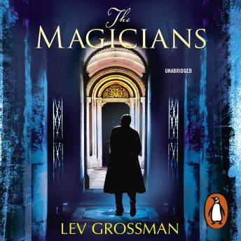 Magicians by  Lev Grossman