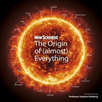 Download New Scientist: The Origin of (almost) Everything: from the Big Bang to Belly-button Fluff by Stephen Hawking, Graham Lawton