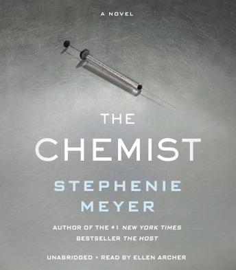 Chemist, Audio book by Stephenie Meyer