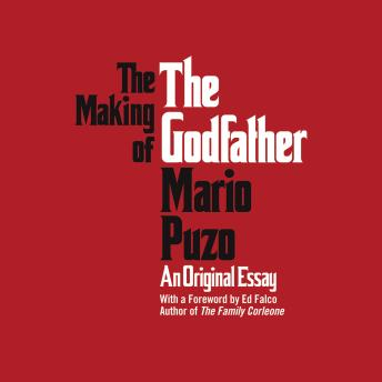 puzo essay Mario puzo audio books on learnoutloudcom  in this entertaining and  insightful essay, mario puzo chronicles his rise from struggling writer to overnight .