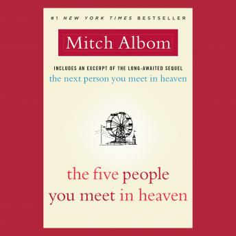the five people you meet in heaven audio read