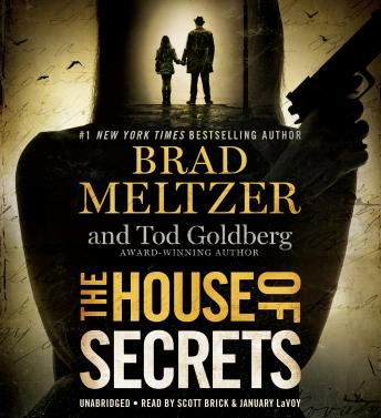 House of Secrets by  Brad Meltzer, Tod Goldberg