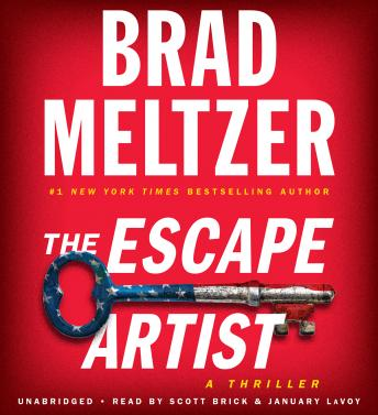 Download Escape Artist by Brad Meltzer