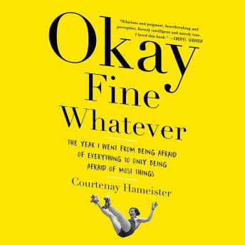 Download Okay Fine Whatever: The Year I Went from Being Afraid of Everything to Only Being Afraid of Most Things by Courtenay Hameister