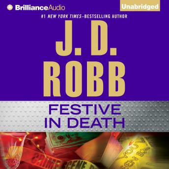 Download Festive in Death by J. D. Robb