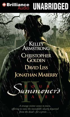 Download Four Summoner's Tales by David Liss, Kelley Armstrong, Christopher Golden, Jonathan Maberry