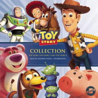 Download Toy Story Collection: Toy Story, Toy Story 2, and Toy Story 3; The Junior Novelizations by Disney Press
