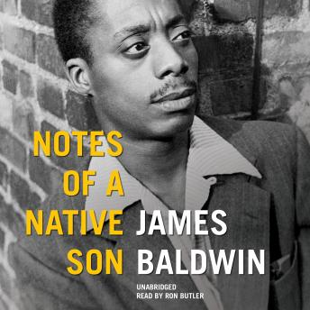 notes of a native son by james baldwin Read notes of a native son by james baldwin with rakuten kobo a new edition published on the twenty-fifth anniversary of baldwin's death, including a new.