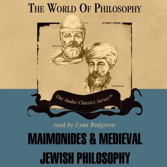 Maimonides and Medieval Jewish Philosophy