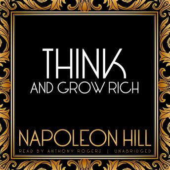 Think And Grow Rich Audio Book By Napoleon Hill
