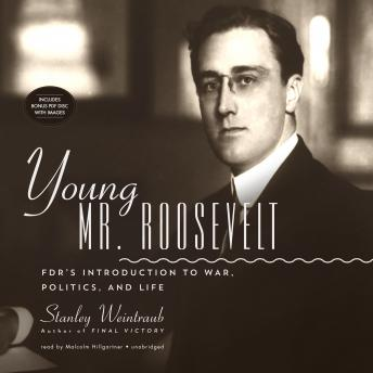 Download Young Mr. Roosevelt: FDR's Introduction to War, Politics, and Life by Stanley Weintraub