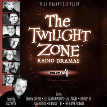 Twilight Zone Radio Dramas, Volume 4