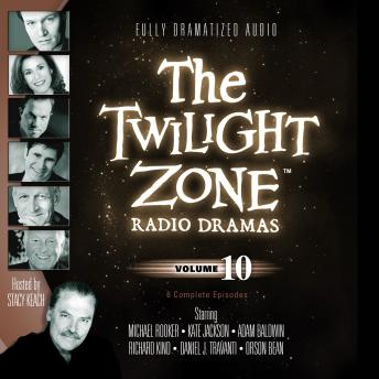 Download Twilight Zone Radio Dramas, Volume 10 by Various Authors