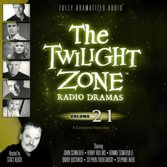 Download Twilight Zone Radio Dramas, Volume 21 by Various Authors