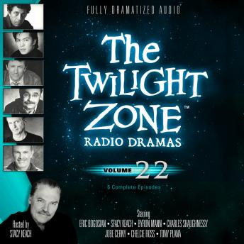 Download Twilight Zone Radio Dramas, Volume 22 by Various Authors