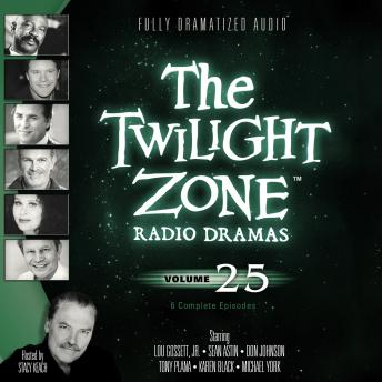 Download Twilight Zone Radio Dramas, Volume 25 by Various Authors
