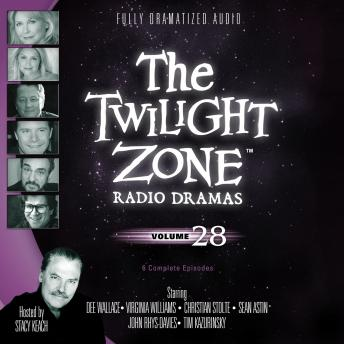 Download Twilight Zone Radio Dramas, Volume 28 by Various Authors