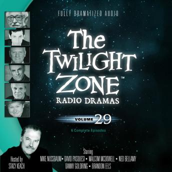 Download Twilight Zone Radio Dramas, Volume 29 by Various Authors