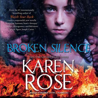 Free Broken Silence Audiobook read by Marguerite Gavin