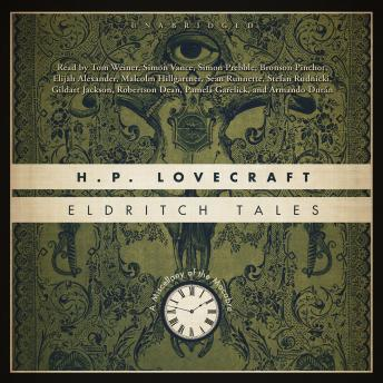 Download Eldritch Tales: A Miscellany of the Macabre by H.P. Lovecraft